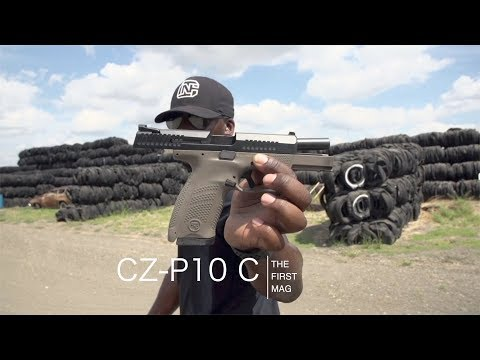 THE FIRST MAG: CZ P-10 C