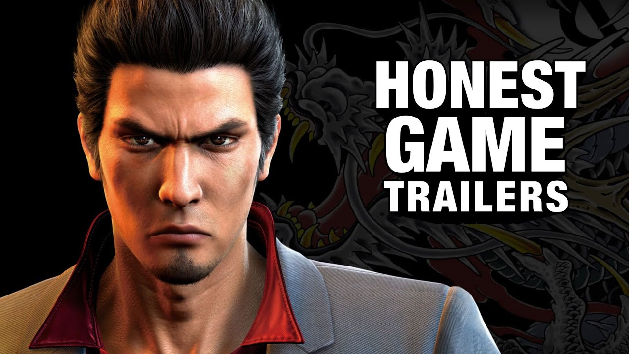 Honest Game Trailers | Yakuza