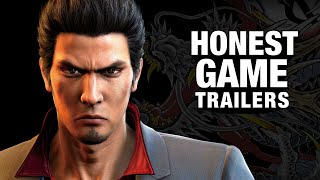 Honest Game Trailers | Yakuza
