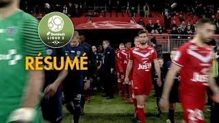 Valenciennes FC - Paris FC ( 2-4 ) - Résumé - (VAFC - PFC) / 2017-18