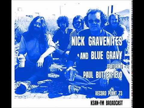 Nick Gravenites & Blue Gravy - Left Hand Soul