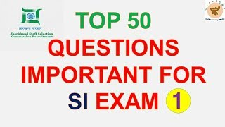 TOP 50 QUESTIONS IMPORTANT FOR SI EXAM:-1