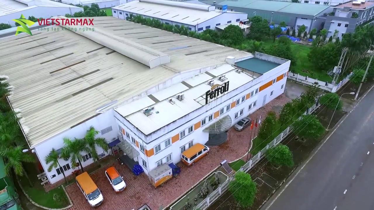 Phim doanh nghiệp Tập đoàn Ferroli Việt Nam - PDN047