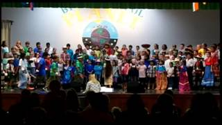 Turnbow Elementary Presents: Big Beautiful Planet