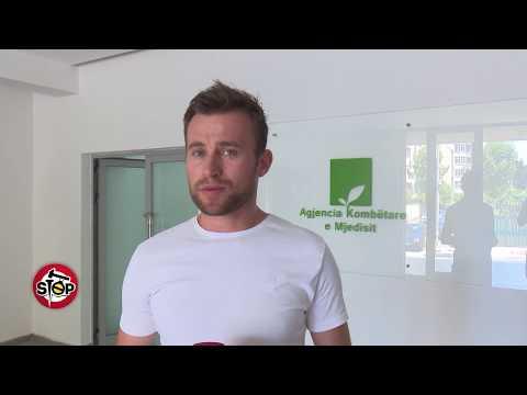 Stop - Skandali, Euroteam hedh mbetjet e rrezikshme në brigjet e Erzenit! (10 korrik 2017)