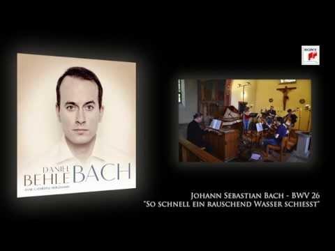 BACH - Daniel Behle / Anne-Cathérine Heinzmann