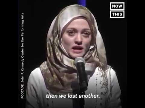 This Syrian - American Poet Jus Lost 10 Family Members In Syria | Her Story Will Break Your Hert