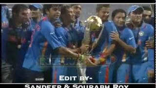 Maula Mere dedicated to Team India