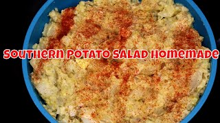 Potato Salad ( Signature Salad )  Saturday Meal - How To Make