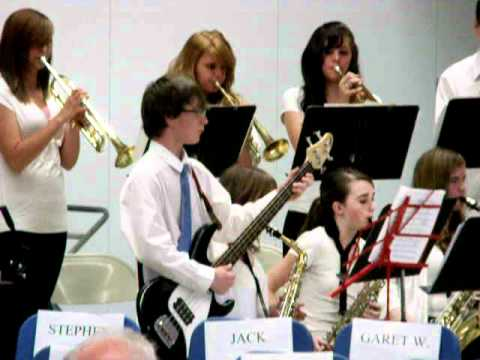 Pink Panther/ Sierra Ridge Middle School Jazz Band