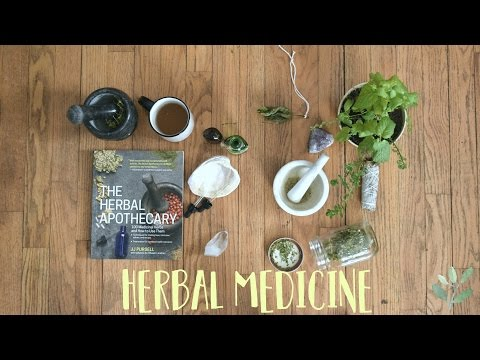 how to become an herbalist // herbalism