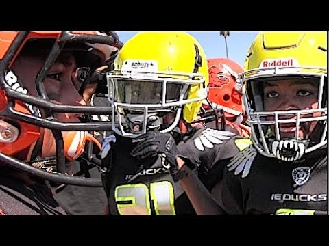 11U 🔥🔥 IE Ducks (CA) vs Federal Way - Back2Back State Champs (WA) 🎥 Battle of the West 2017