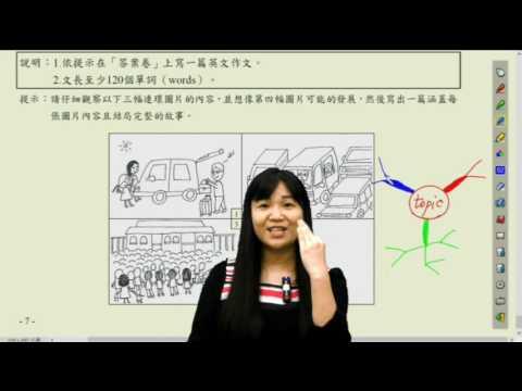 【行動補習網直播】用心智圖學習英文作文寫作 – 韋婕老師