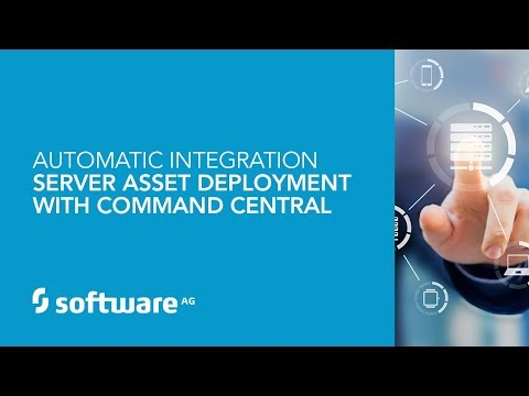 Demo: Automatic Integration Server Asset Deployment with Com