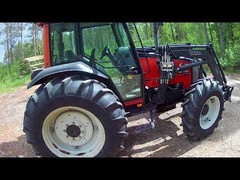 Valtra A95, 2003 KONE ON MYYTY!