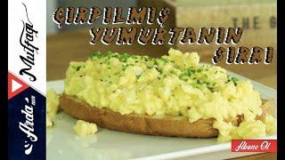 Efsane Çırpılmış Yumurta Tarifi - Scrambled Eggs - Arda'nın Mutfağı