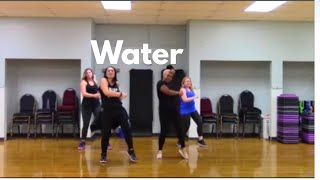 Water ~ Salatiel, Pharrell Williams and Beyonce ~  Zumba®/Dance Fitness