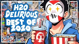 H2ODelirious' BEST CLIPS OF 2020!