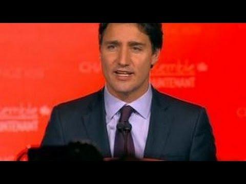 Новым премьер-министром Канады стал Джастин Трюдо