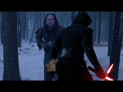 Star Wars Holds Off The Revenant At Weekend Box Office - Collider