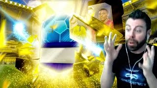 INSANE TEAM OF THE TOURNAMENT WALKOUT BONANZA - FIFA 17 PACK OPENING