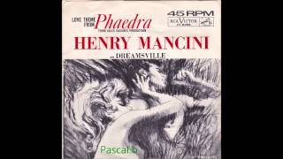 Henry Mancini - Love theme from Phaedra