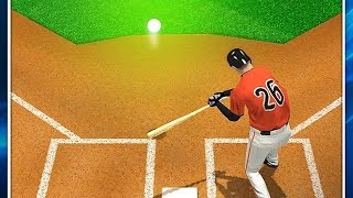 TAP SPORTS BASEBALL 2015 - Gameplay Android