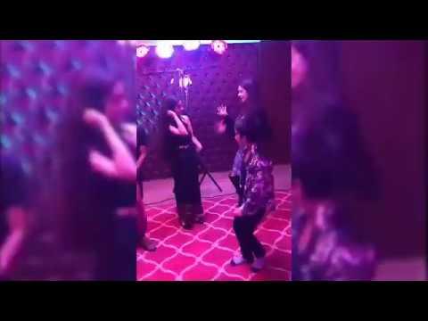 Ayaan Zubair Dance on Jannat Zubair Birthday Party || 02 Oct 2017 New