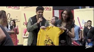 Sidharth Malhotra| Rakul Preet| Pillai College Festival