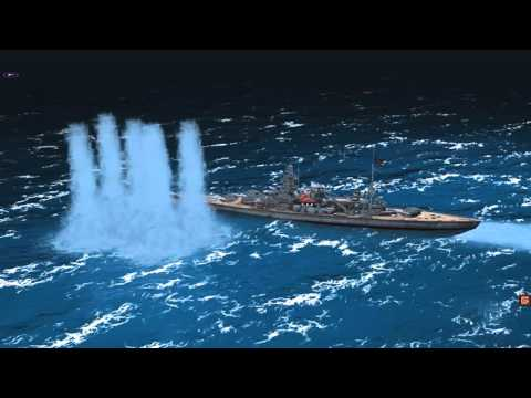 Let's Play Atlantic Fleet Campaign. Part 12.