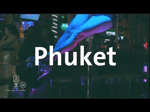 Phuket: playas, prostitución y ladyboys | Tailandia #17
