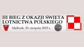 VIDEO TRASY - III Bieg z okazji Święta Lotnictwa Polskiego