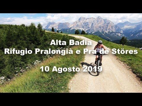 Alta Badia - Rifugio Pralongià E Pra De Störes - 10 Agosto 2019 - Mountainbike