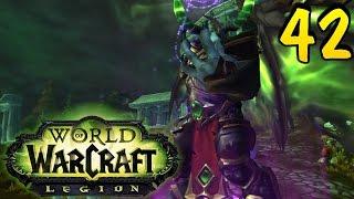 WoW Legion Beta: Прокачка Охотника на Демонов #042 Геймерок INRUSHTV Прохождение ВОВ Эльф Крови