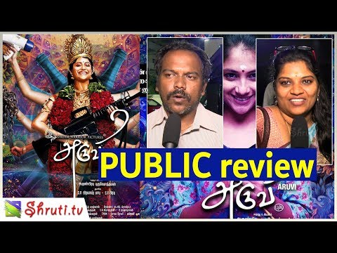 Aruvi - Review with Public | Arun Prabu |...