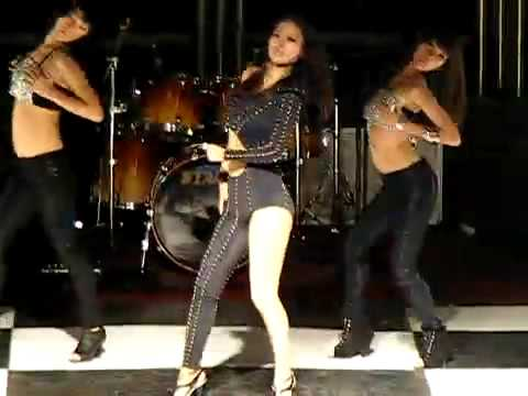 [Fan cam]2009.10.07 Hwangbo Live perform International campus in Seoul