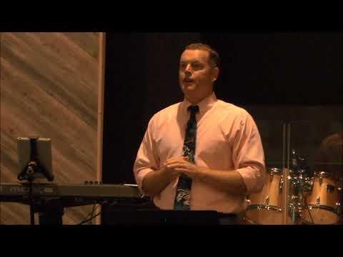 Pastor Erik Ronne - 8/12/18