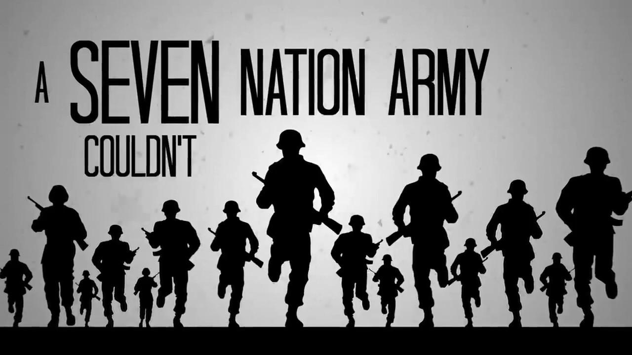 Seven Nation Army EarRape - YouTube