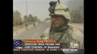 2nd Battalion 23rd Marines on MSNBC