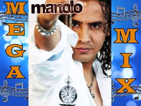 MANOLO MEGA MIX - CUMBIAS DJ Luigi