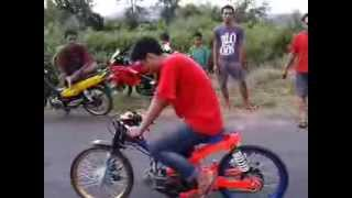drag motor test jogja