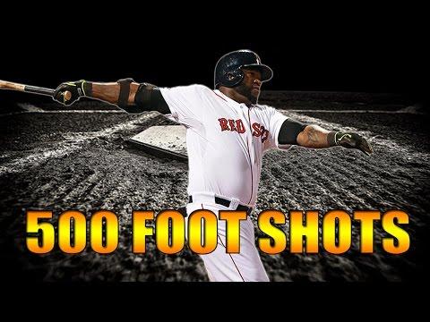 MLB: 500 Foot Shots