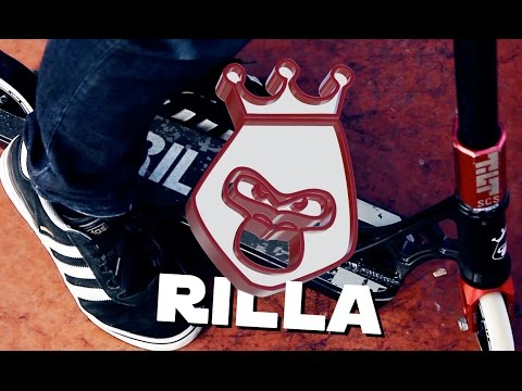 NEW RILLA COMPLETE SCOOTER TEST