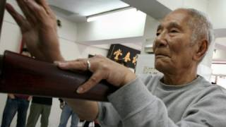 vuclip Ip Chun (葉準), 84-year-old Wing Chun legend