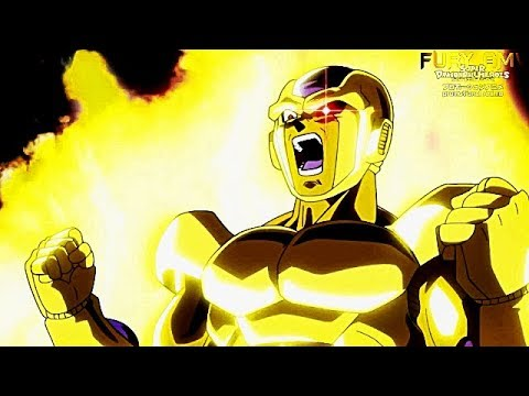 Super Dragon Ball Heroes Episode 12 Amv Dead Generation Golden Metal Cooler Vs Cumber