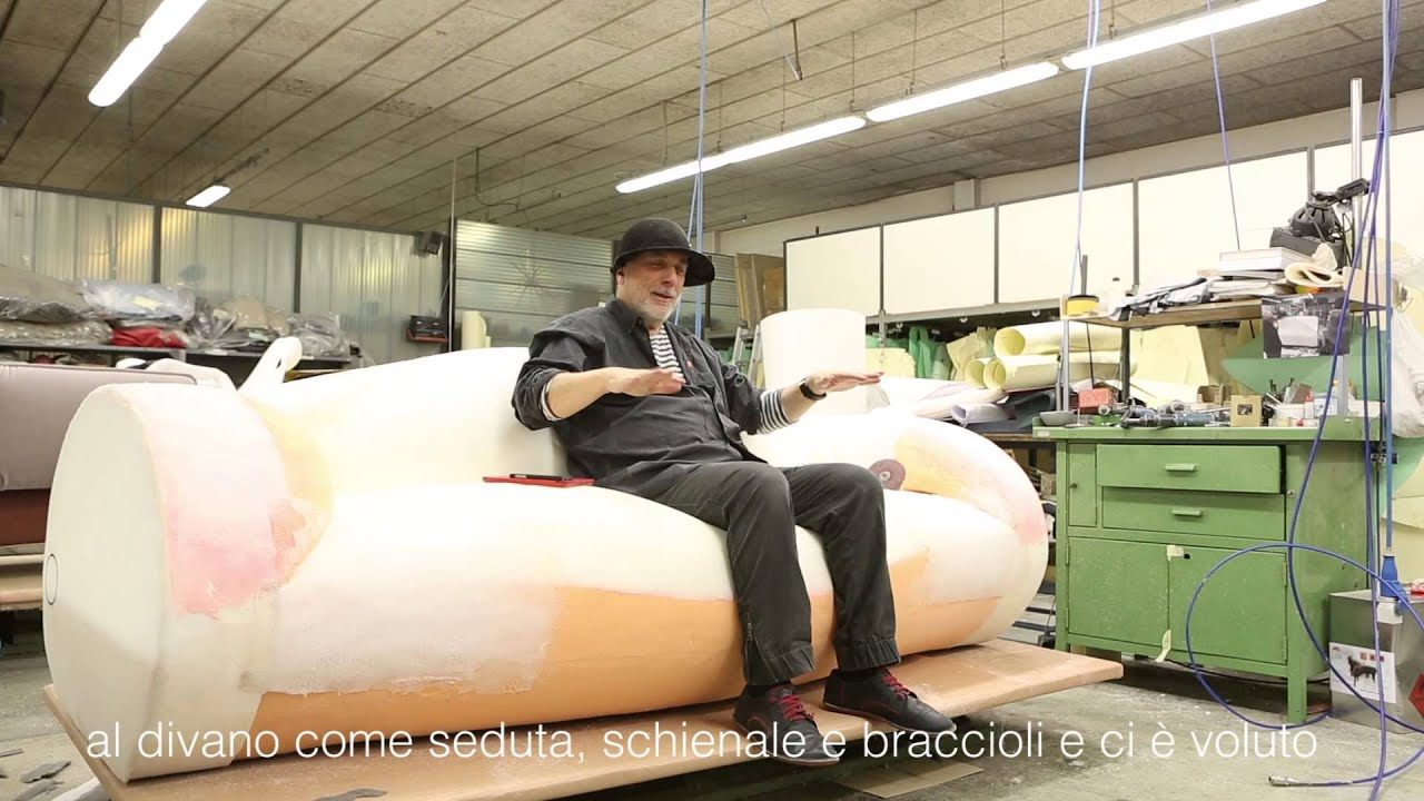 Ron Arad Glider Salone del Mobile 2015 YouTube : maxresdefault from www.youtube.com size 1920 x 1080 jpeg 180kB
