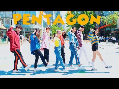 [KPOP IN PUBLIC CHALLENGE]Pentagon - Shine dance cover by FDS