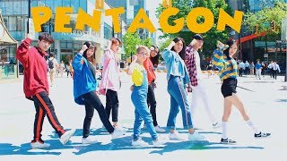 Baixar [KPOP IN PUBLIC CHALLENGE]Pentagon - Shine dance cover by FDS
