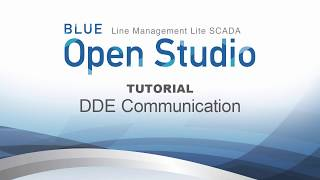 Video: BLUE Open Studio Tutorial #10: DDE Communication