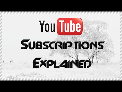 What is a YouTube Subscription and How Does It Work?